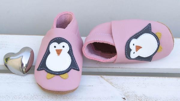 Pinguin - rosa