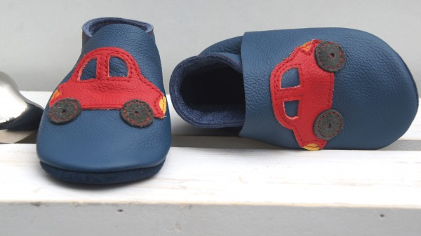 Auto - jeansblau
