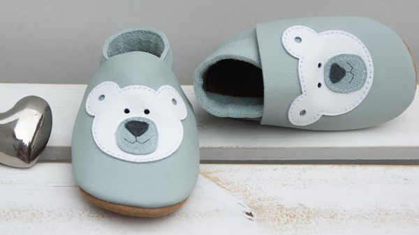 Eisbär - eisgrau