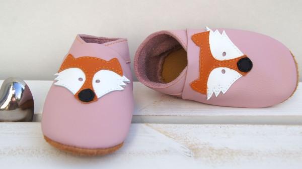 Fuchs - rosa