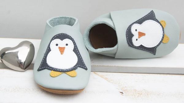 Pinguin - eisgrau