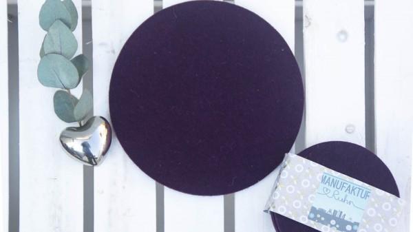 Set II - aubergine