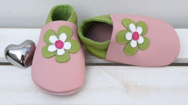 FlowerPower - rosa